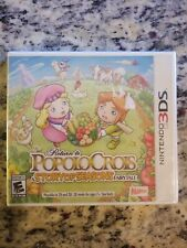 Return to PoPoLoCrois: A Story of Seasons Fairytale (Nintendo 3DS, 2016) USED