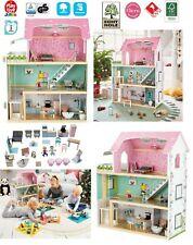 Puppenhaus Set XXL 38 Teile Playtive Holzpuppenhaus Spiel Kinder Mädchen NEU OVP