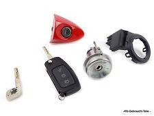 Ford Fiesta VI JA8 (ab 2012) 1.25 Schließanlage Zündschloss 2x Schlüssel