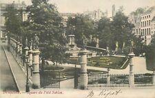 BELGIQUE BRUXELLES square du petit sablon