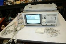Hp Agilent 1662Cs 1662 Logic Analyzer With 4 Pods Manual Mouse