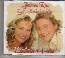 (CR276) Kathrin & Peter, Jeden Tag, Lieb Ich Dich Mehr - 2006 DJ CD