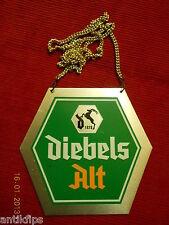 Diebels Alt Zapfhahnschild P334