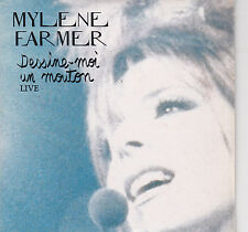 CD CARTONNE MYLENE FARMER DESSINE MOI UN MOUTON NEUF SCELLE