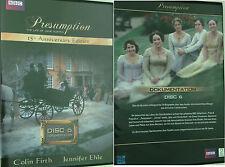 DVD Presumption The Life of Jane Austen Disc 6 DOKUMENTATION Firth Colin Ehle J.
