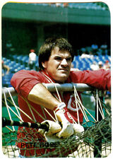 1986 Broder PETE ROSE (card #31) (ex-mt)