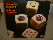 Rolando Laserie con Johnny Ventura - 2 Ases Al Trio - LP in Great Condition - L6