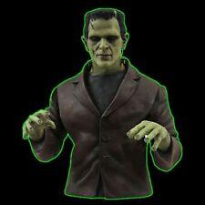 Frankenstein Bust Bank