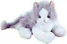 Webkinz Gray & White Cat Plush