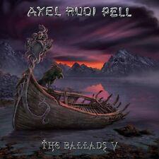 AXEL RUDI PELL - THE BALLADS V - CD SIGILLATO DIGIPACK 2017