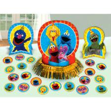 Sesame Street Elmo Table Decorating Kit Party Decorations