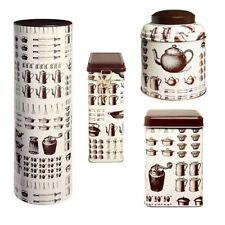 Boites et bocaux boîte vintage/rétro pour le rangement de la cuisine
