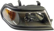 Headlight Assembly Right Dorman 1591082 fits 00-04 Mitsubishi Montero Sport