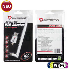 ► OCTAGON WL038 Wireless LAN USB 2.0 Adapter 300 Mbit/s +5dB