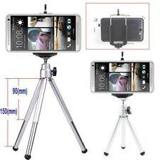 Treppiedi cavalletto compatibile per HTC ONE M7 M8 e Fotocamere Digitali Silver