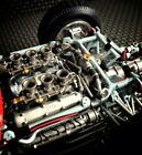F1GP Formula 1 Racing Concept Race Car Classic Hot Rod Custom Promo Carousel Red