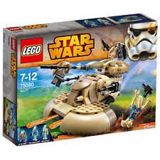 Lego Star Clone Wars 75080 ARMOURED ASSAULT TANK ATT Jar Jar Binks Minifig NISB