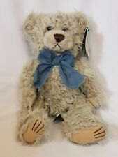 """First & Main Scraggles Teddy Bear 11"""" Stuffed Animal Plush Toy with Tags"""