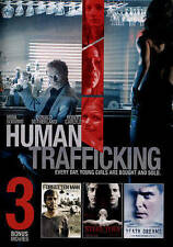 Human Trafficking with Bonus Movies: Steel Toes / The Forgotten Man / Death Drea