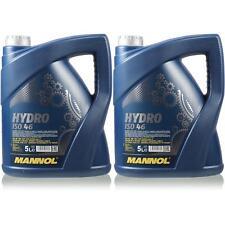 10L Original MANNOL HYDRO ISO 46 Hydraulik Öl Flüssigkeit MN2102-5