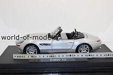 Maisto 36896 BMW Z8 Araignée 1999 1:18 neuf emballage d'origine