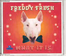Freddy Fresh - What It Is 1999 4-Track CD-Maxi