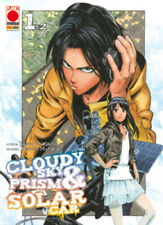 fumetto PLANET MANGA CLOUDY SKY & PRISM & SOLAR CAR  Numero 1