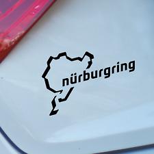 NURBURGRING - Car Window Bumper Vinyl Decal Sticker