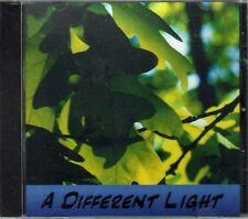 A Different Light ~ Jonathan Dowell ~ Mountain Dulcimer ~ Folk ~ CD ~ New