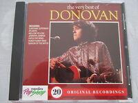 The Very Best Of Donovan - Epic CD Memory Pop Shop no ifpi DADC Austria