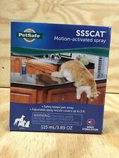 Ssscat Spray Deterrent Starter Kit System for Pets Dogs Cats