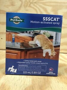 SSSCAT Spray Deterrent Starter Kit System for Pets Dogs Cats