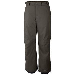 "New Mens Columbia ""Bugaboo II"" Snow Snowbording Waterproof Winter Ski Pants"