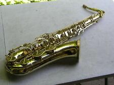 schönes altes Saxophon Tenorsaxophon Amati Classic