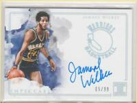 2018-19 Jamaal Wilkes /99 Auto Panini Impeccable Warriors