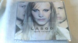 LASGO - SOME THINGS - 15 TRACK PROMO CD ALBUM