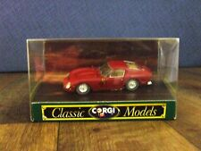 Corgi Classic Models D740 Ferrari 250 GTO