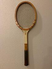 wilson jack kramer Wood Tennis Racket