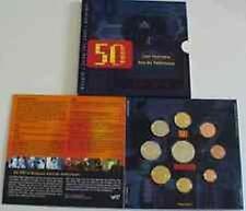 pièces 1 cent + 2 cents + 5 cents Belgique 2003 fdc/ pièces scellées