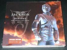 History Past, Present and Future Book I Michael Jackson 1CD EU