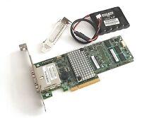 Avago LSI Megaraid SAS 9285CV-8e SATA / SAS Controller 1024MB RAID 6G PCIe x8