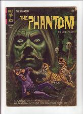 Phantom #12 G 1965 Gold Key Comic