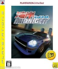 Used PS3 Genki Wangan Midnight SONY PLAYSTATION 3 JAPAN JAPANESE IMPORT