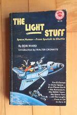 The Light Stuff: Space Humor -- From Sputnik to Shuttle~Bob Ward~Pub 1982 Jester