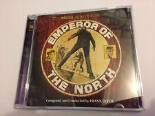 EMPEROR OF THE NORTH (Frank DeVol) OOP Intrada Ltd Score OST Soundtrack CD NM