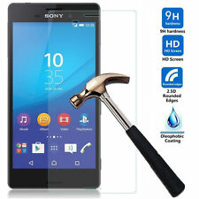 Premium TEMPERED GLASS SCREEN PROTECTOR ANTI SCRATCH For Sony Xperia E4 UK SELL
