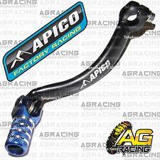 Apico Black Blue Gear Pedal Lever Shifter For Yamaha WR 400F 1998-2002 Motocross