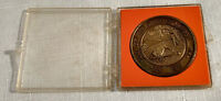 150 Years 1966 Seal State Of Indiana Sesquicentennial Bronze Medal Coin Token