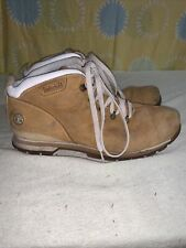 Timberland Yellow Mens Boots Size 10.5