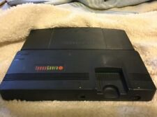 Turbo Grafx 16 console repair and mods. full capacitor replacement. gear, lens